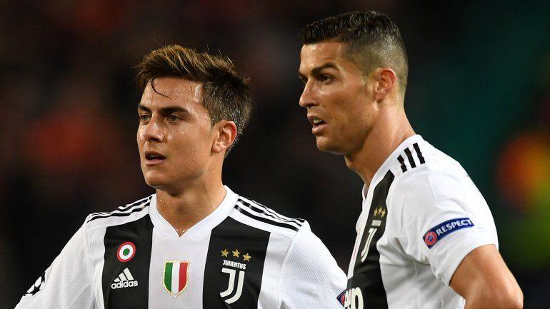 Con Dybala, Juventus puede consagrarse campeón esta tarde