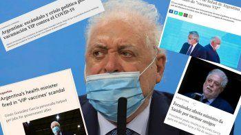 tras el escandalo, el gobierno define que funcionarios recibiran vacunas