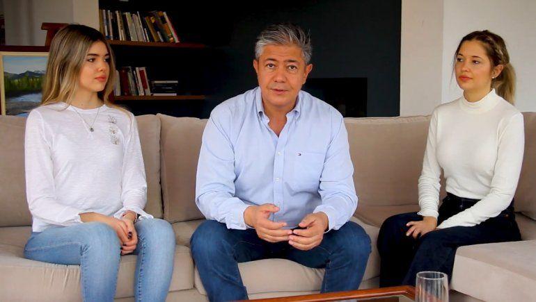Rolando Figueroa va a la pelea en las PASO del MPN