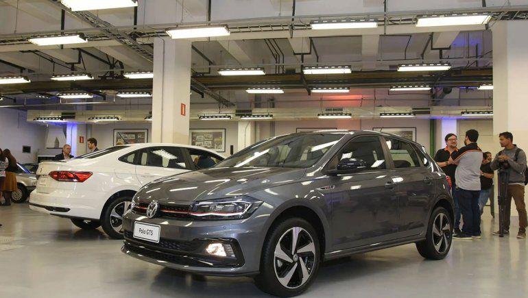 En noviembre cayó la venta de vehículos nuevos