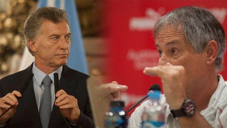Holan denunció que Macri quería meter preso a Moyano