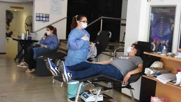 La donación de sangre no se para por la pandemia