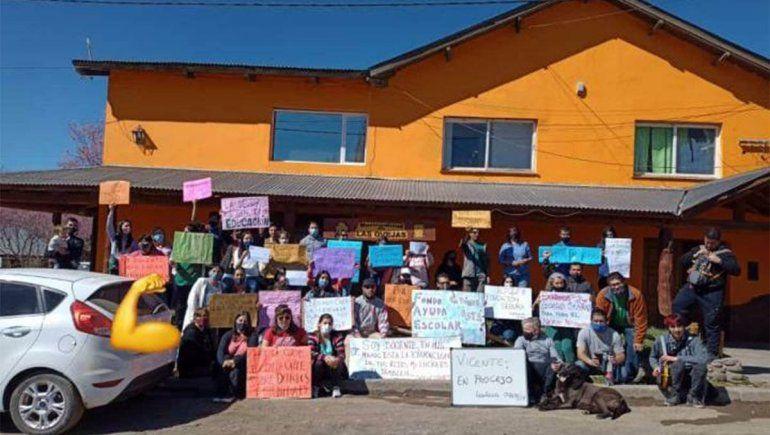 La EPEA de Las Ovejas suspendió las clases por pérdidas de gas