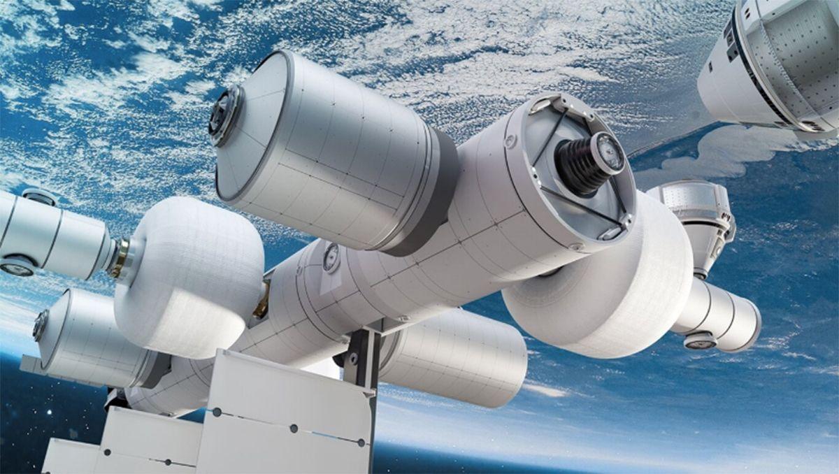 blue origin y boeing ya piensan en una estacion espacial comercial