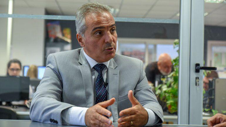 Germán Busamia confirmó la reunión a LMN