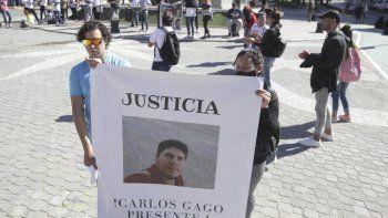 Crimen en barrio Belgrano: reclamaron Justicia por Carlos Gago