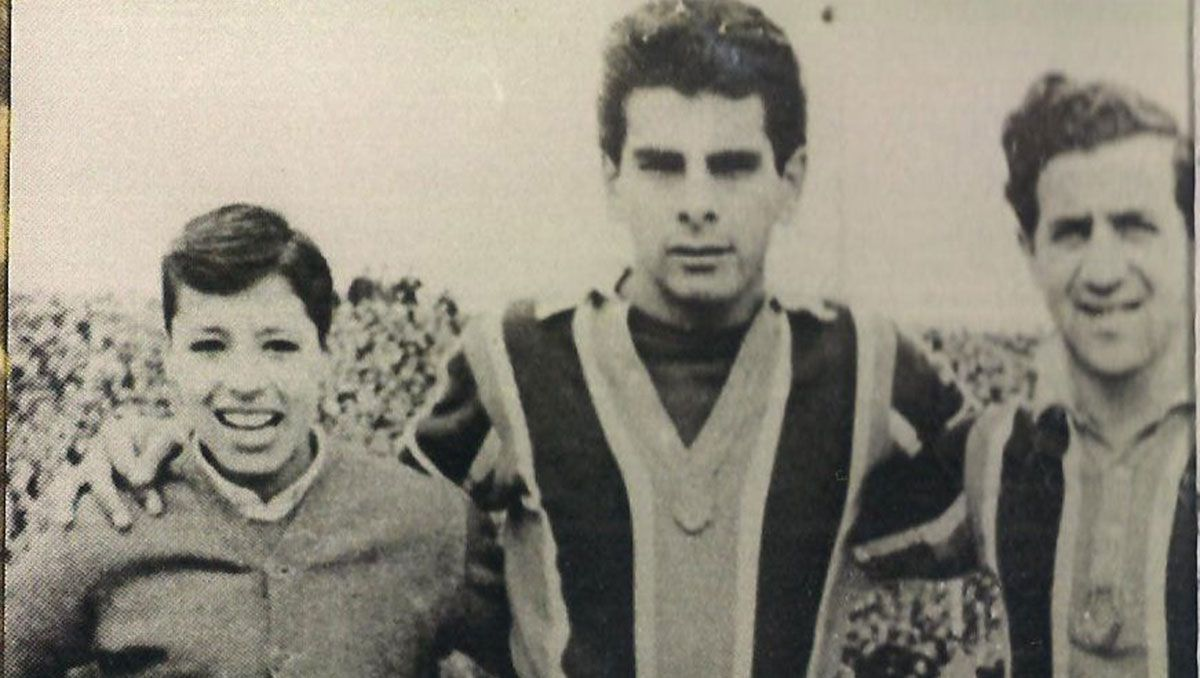 la historia de don ariste omar mendoza, militante peronista
