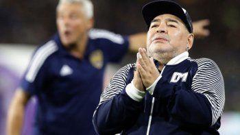 Rial reveló la fortuna que gastaba Diego Maradona por mes
