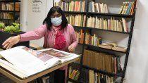 los tesoros que tiene la biblioteca publica provincial