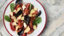 receta sabrosa: ensalada caprese