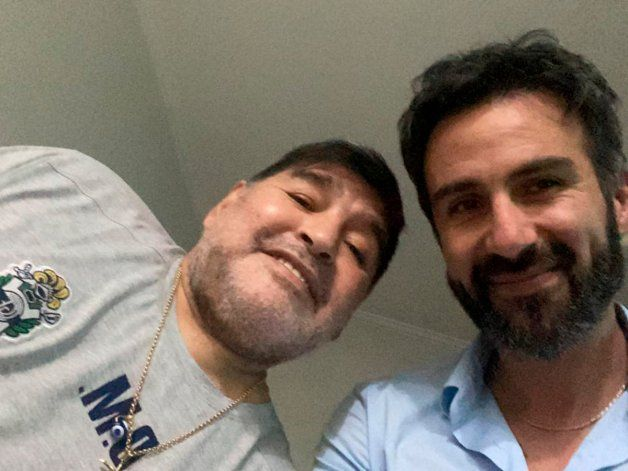 El médico de Diego rompe el silencio en Telefe Noticias