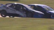En la siguiente nota, mirá cómo fue la milimétrica maniobra que le dio la victoria a Rodrigo Aramendia en la final del TC2000.