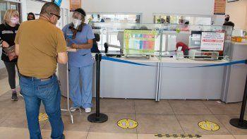 sumaron 13 medicos al plantel de la provincia
