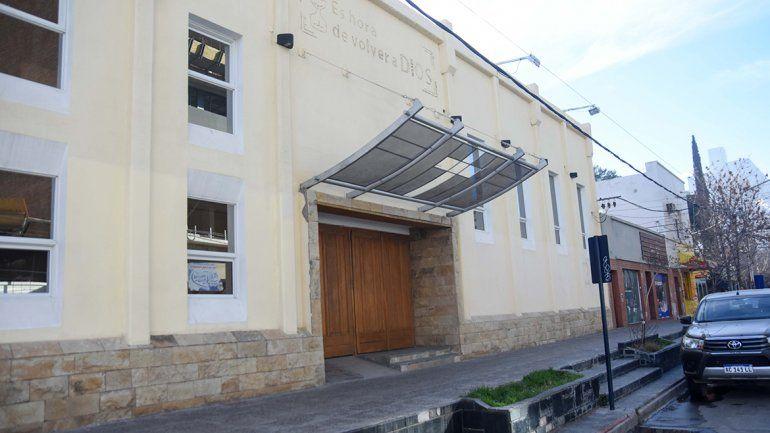 El pastor Márquez denunció actos vandálicos en AMEN tras las amenazas en las redes