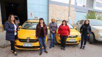 taxi rosa: exploto la demanda y quieren una base propia