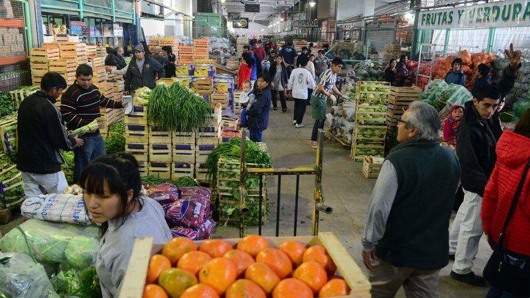 Mercado Concentrador de Neuquén.