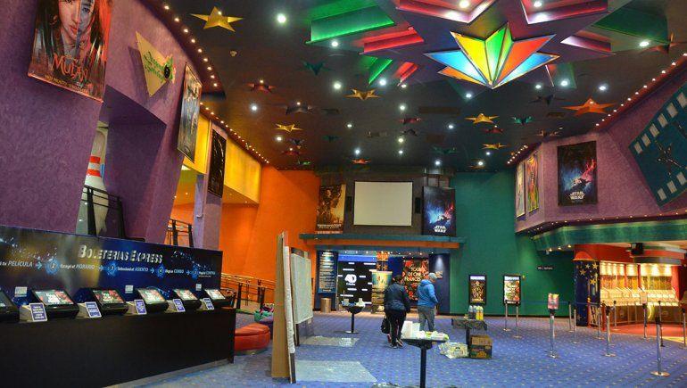 ¿Cuándo abren los cines en Neuquén?