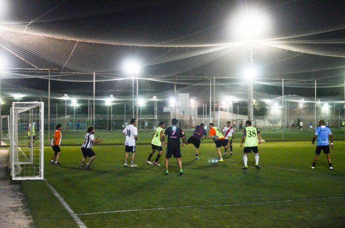 El sector del papi fútbol, cada vez más comprometido en la región