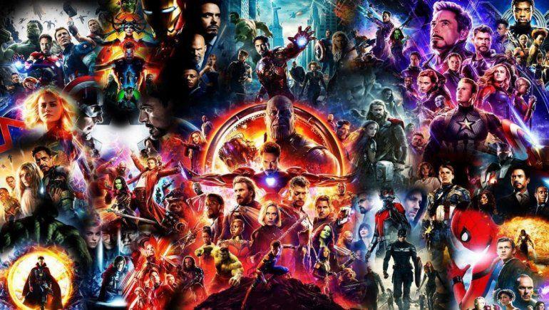 Marvel Studios: nuevo orden cronológico del UCM.