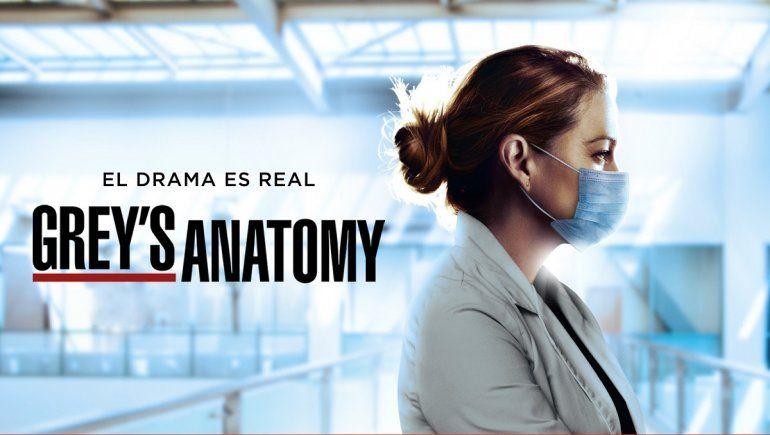 Greys Anatomy tendrá temporada 18