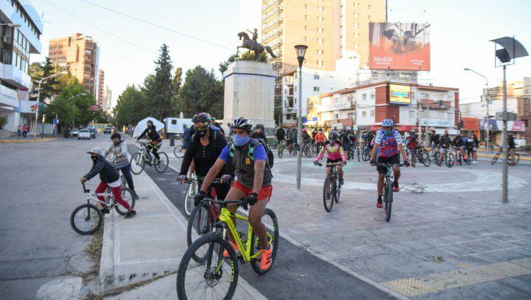 Homenajearán con una bicimovilización al ciclista fallecido