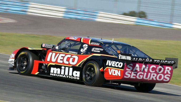 Manu Urcera volvió a ganar en Buenos Aires