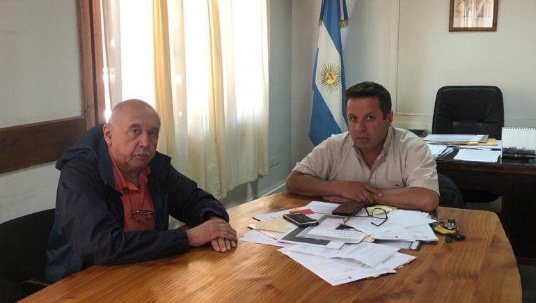 El intendente de Villa La Angostura pide cerrar el paso fronterizo