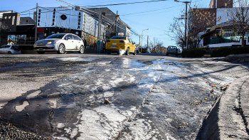 Neuquén, entre las diez ciudades más frías del país