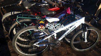 Organizaciones sociales recibirán bicicletas secuestradas por la poli