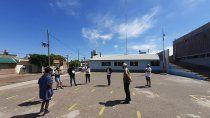 con protocolos, el barrio provincias unidas festeja sus 48º aniversario
