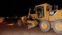 el municipio se comprometio a acelerar las obra pluviales