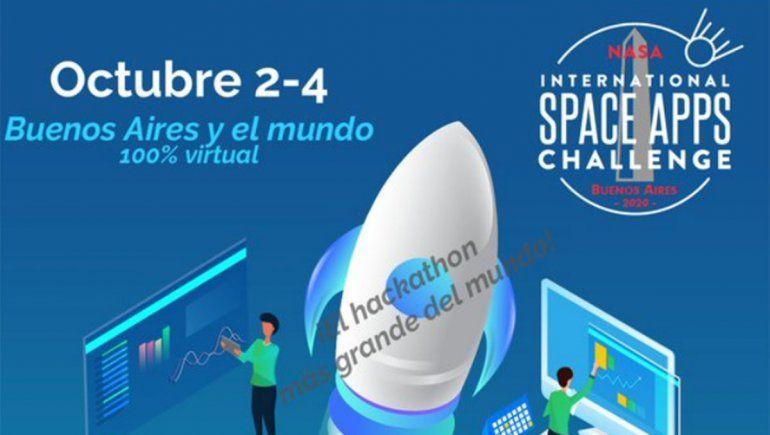 Buenos Aires será sede de la quinta edición del Space Apps
