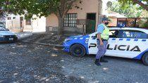 El crimen de Navarrete tuvo lugar en la calle Santiago del Estero al 500, en el barrio Los Canales de Plottier.