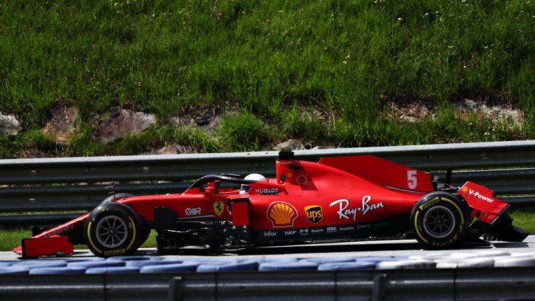 Ferrari vivió otro fin de semana negro en la Fórmula 1