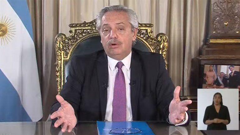 Alberto Fernández: Las personas que infrinjan el aislamiento tendrán responsabilidades penales