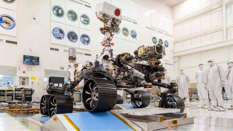 ¿Cuál es la misión del Perseverance de la NASA que arriba a Marte?