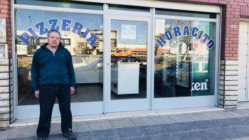 Murió el fundador de Horacito, la pizzería más vieja de Neuquén