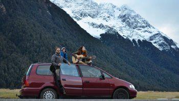 de neuquen a nueva zelanda: la familia que suena con vivir viajando