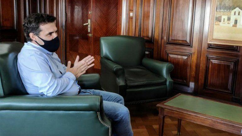 Darío Martínez habló del IFE y del congelamiento de tarifas | Foto:@dariomartinezpj