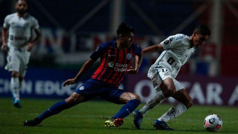 Copa Libertadores: San Lorenzo versus Santos