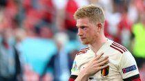 el emotivo gesto de la estrella de belgica hacia el publico danes