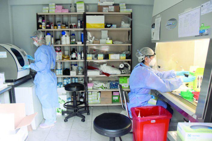En lo que va de la pandemia, Neuquén tuvo 4175 contagiados de Covid-19