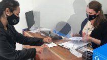 para las paso, 162 neuquinos retiraron su dni unas horas antes del voto