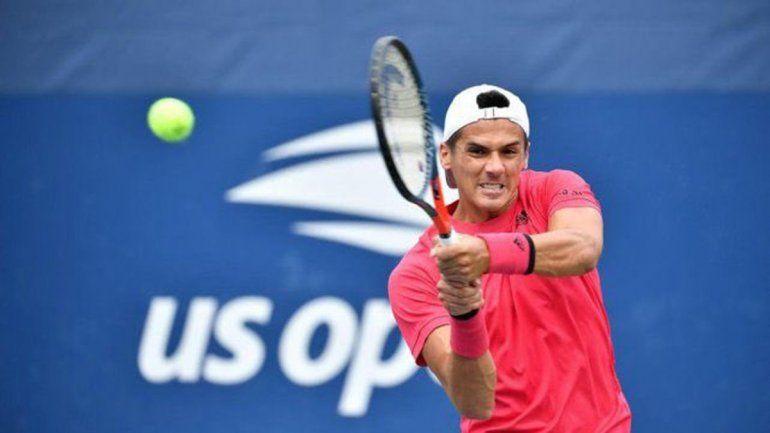 Federico Coria buscará dar el golpe en el US Open ante Gael Monfils.