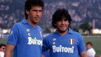 Maradona dejó un grupo de remeras de intercambio con otros grandes jugadores de fútbol y podrían costar una fortuna