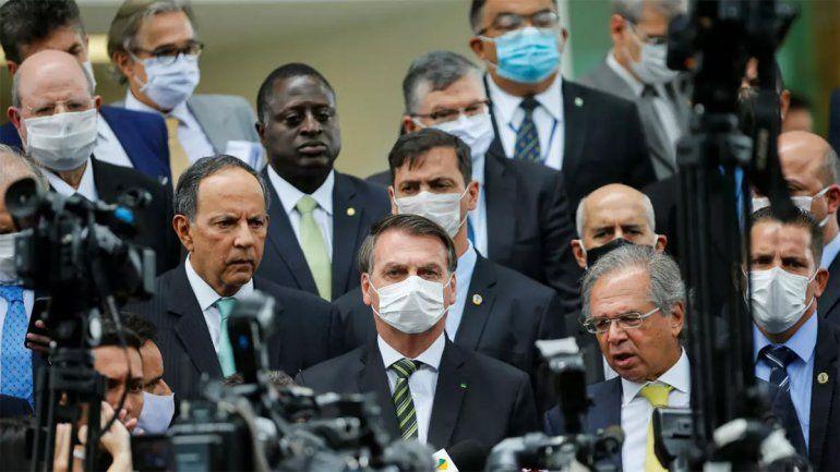El peligroso avance del coronavirus en Brasil: 881 muertes en un día