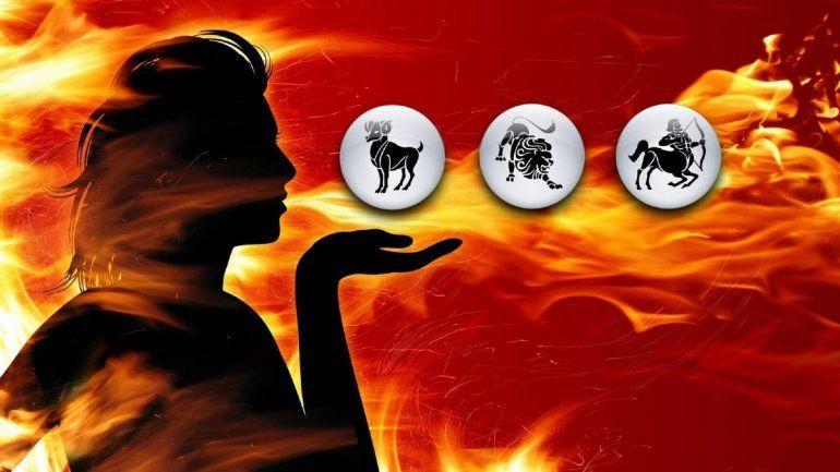 Zodiaco: así estará el amor para los signos de fuego esta última semana