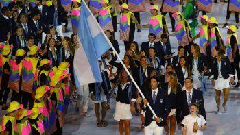 se revelo el misterio: ¿quienes seran los abanderados en los juegos olimpicos?
