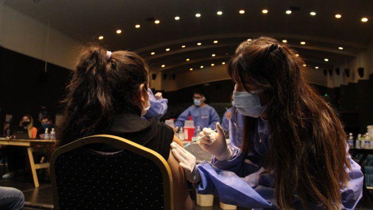 En Neuquén, el 56% de los mayores de 18 años ya tiene segunda dosis