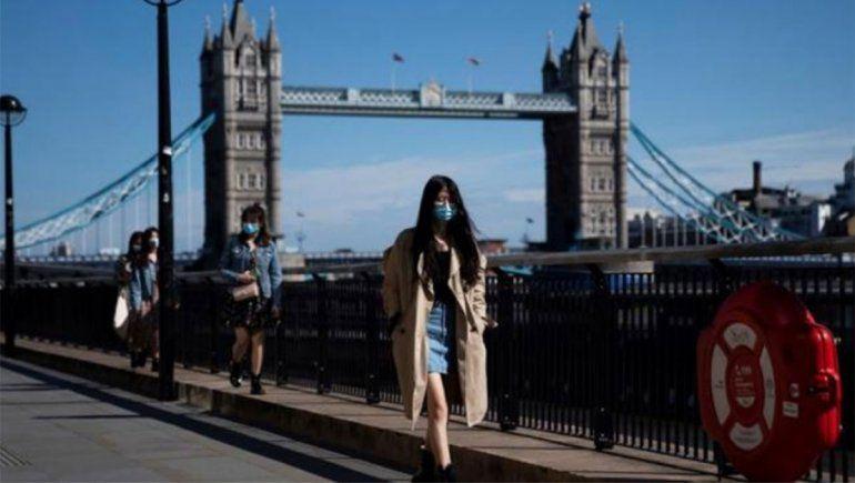 Reino Unido bate su récord con más de 7.100 casos en un día